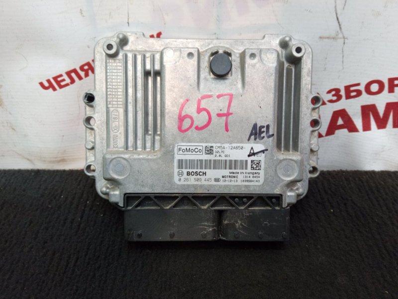 Блок управления Ford Focus 3 CB8 MGDA 2013
