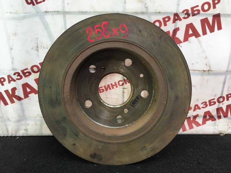 Диск тормозной Suzuki Vitara LY M16A 2018 задний