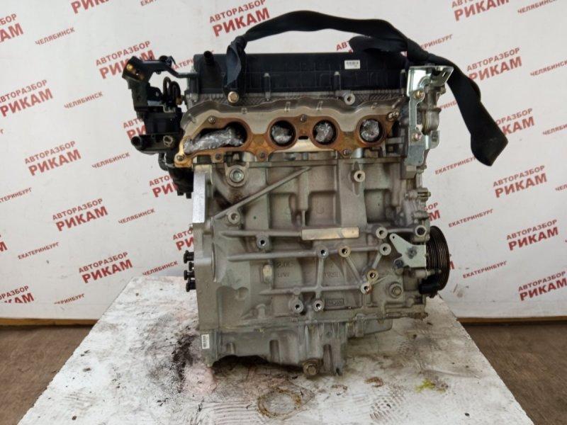 Двигатель Mazda Mazda3 BL LF-VE 2013