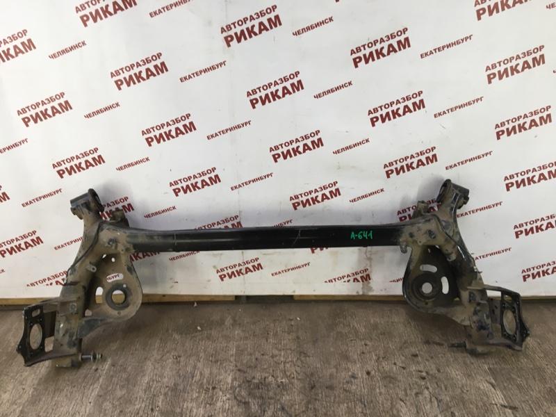 Балка Suzuki Vitara LY M16A 2018 задняя