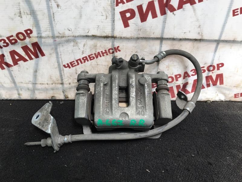 Суппорт тормозной Opel Antara L07 LE9 2015 задний правый