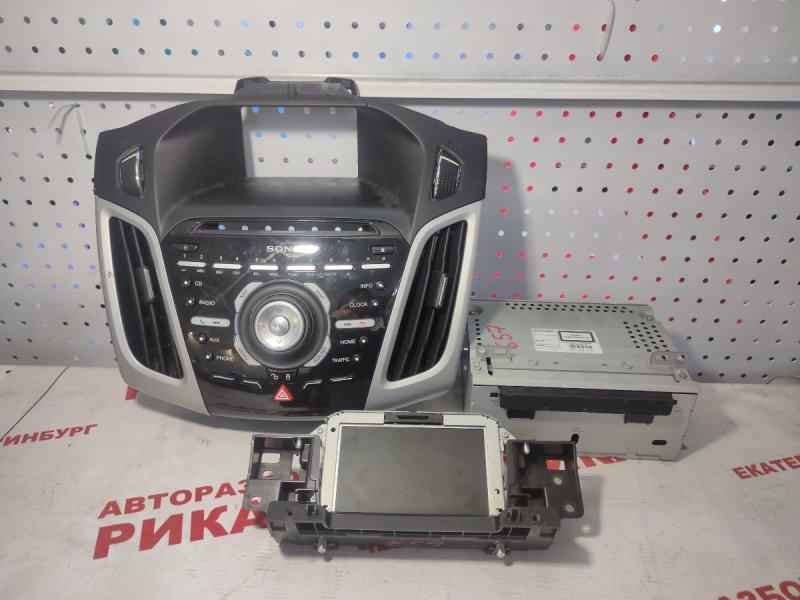 Магнитола Ford Focus 3 CB8 MGDA 2013
