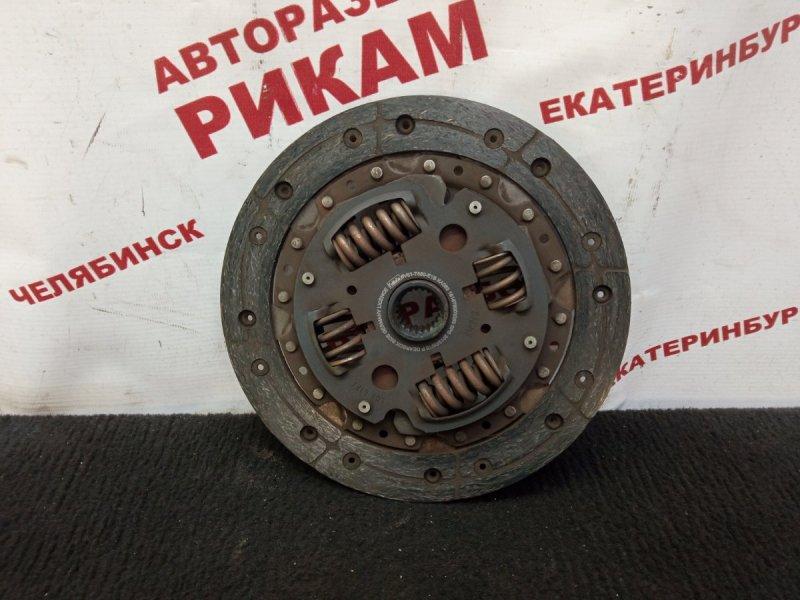Диск сцепления Mazda Mazda3 BL LF-VE 2013