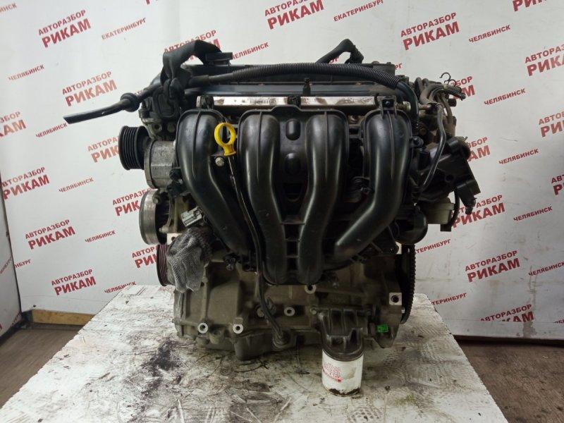 Двигатель Ford Focus 2 CB4 AODA 2011