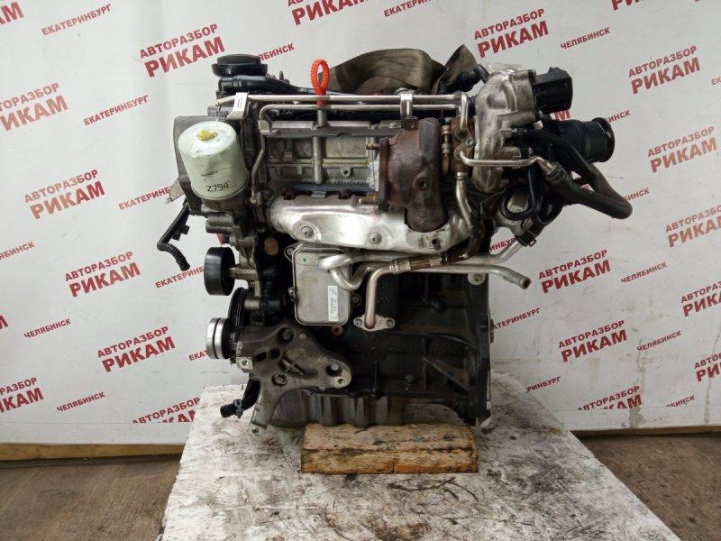 Двигатель Skoda Octavia A5 1Z5 CAXA 2012