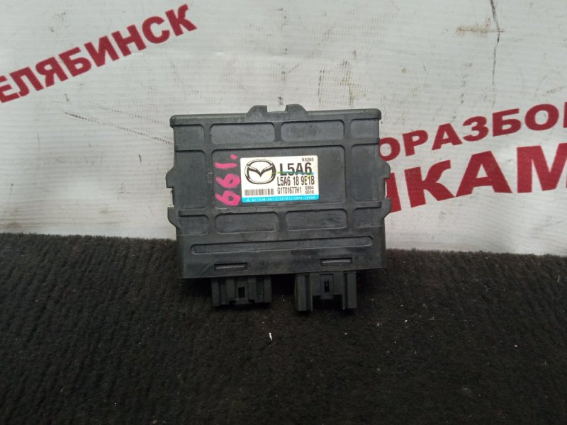 Блок управления Mazda Mazda6 GH L5-VE 2010