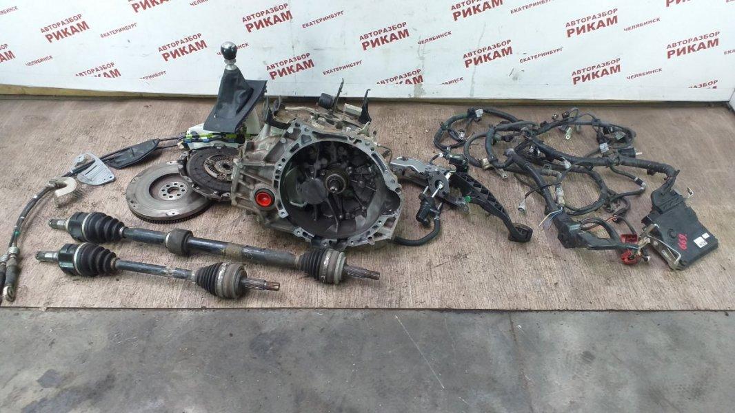Механическая кпп Toyota Corolla ZRE152 2ZR-FE 2011