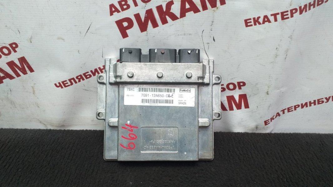 Блок управления Ford Mondeo BD SEBA 2007