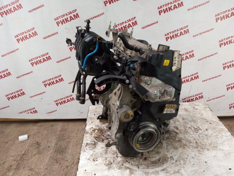 Двигатель Fiat Punto 199 350A1000 2013