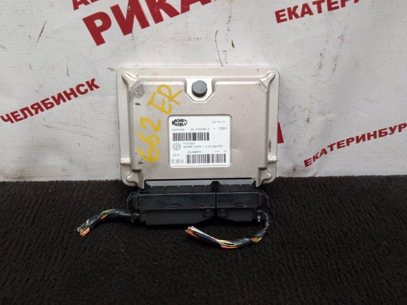 Блок управления Fiat Punto 199 350A1000 2013