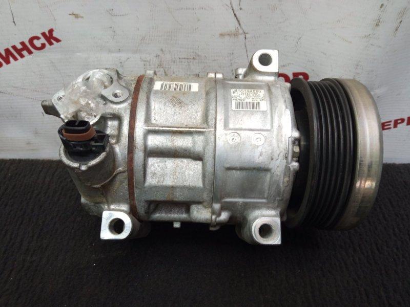 Компрессор кондиционера Fiat Punto 199 350A1000 2013