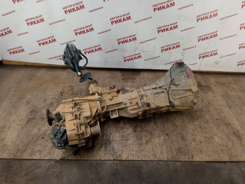 Механическая кпп Great Wall Hover H5 4G69S4N 2011