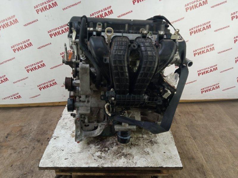 Двигатель Mitsubishi Asx GA2W 4B11 2011