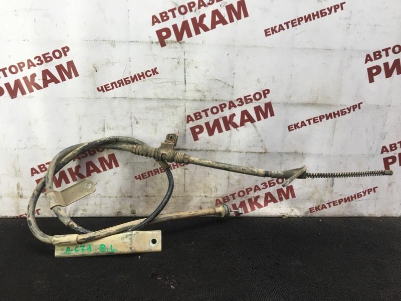Трос ручника Great Wall Hover H5 4G69S4N 2011 задний левый