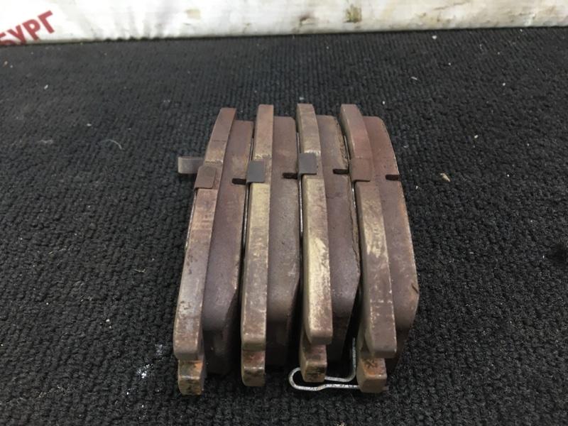Колодки тормозные Great Wall Hover H5 4G69S4N 2011 задние