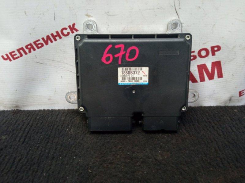 Блок управления Mitsubishi Asx GA2W 4B11 2011