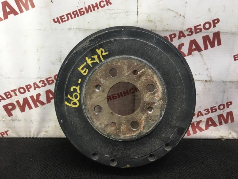 Барабан тормозной Fiat Punto 199 350A1000 2013 задний