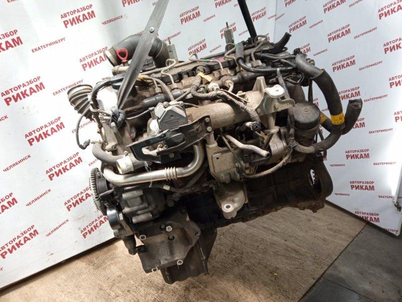 Двигатель Ssangyong Rexton RJN D27DT 2007
