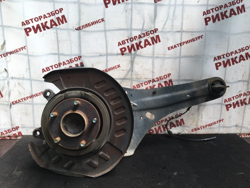 Ступица Mazda Cx-7 ER19 L5-VE 2010 задняя правая