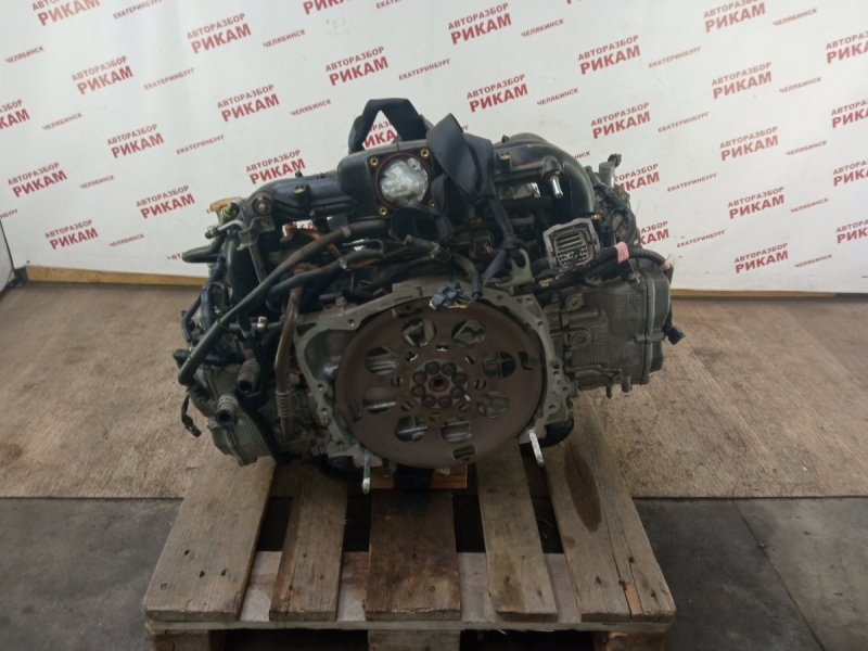 Двигатель Subaru Tribeca WXF EZ36D 2012