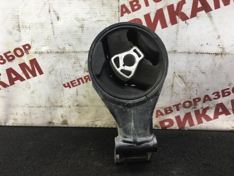 Подушка двс Opel Astra J 68 A14NET 2012 задняя
