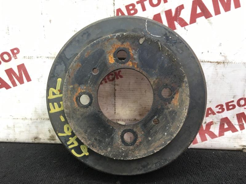 Барабан тормозной Nissan Pulsar EN15 GA16DE 1999 задний