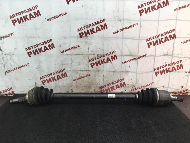 Привод Nissan Pulsar EN15 GA16DE 1999 передний правый