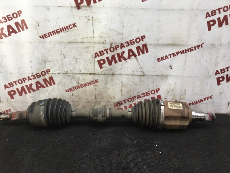 Привод Dodge Caliber PM ECN 2011 передний левый
