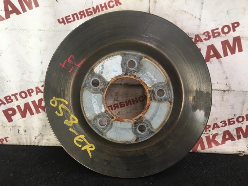 Диск тормозной Dodge Caliber PM ECN 2011 передний