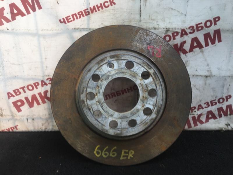 Диск тормозной Volkswagen Passat Cc 358 CBBB 2010 задний