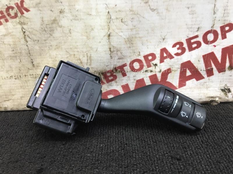 Переключатель подрулевой дворниками Ford Focus 2 CB4 AODA 2011