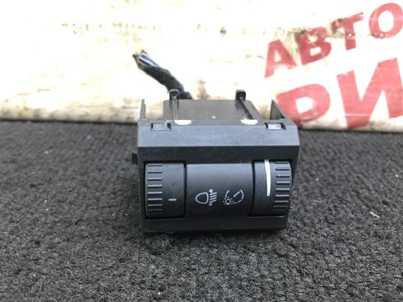 Блок управления светом Skoda Octavia A5 1Z5 CAXA 2012