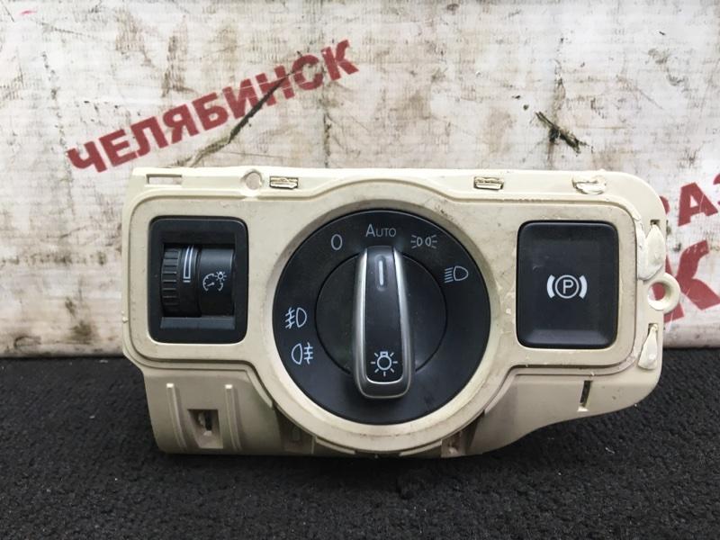Блок управления светом Volkswagen Passat Cc 358 CBBB 2010