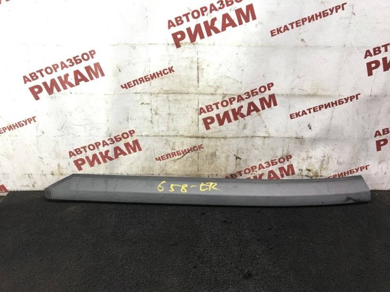 Накладка на стойку кузова Dodge Caliber PM ECN 2011 передняя правая