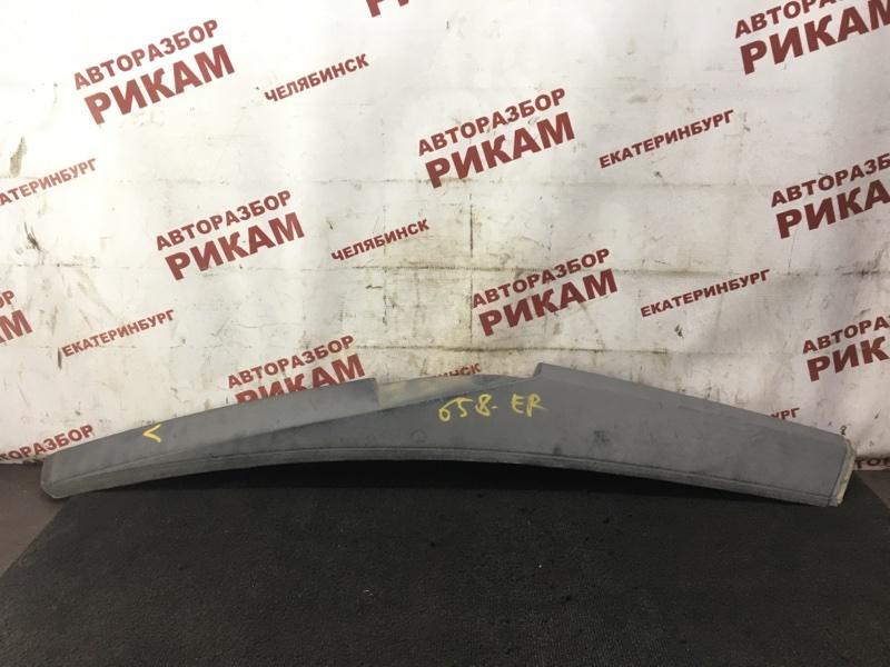 Накладка кузова Dodge Caliber PM ECN 2011 задняя правая
