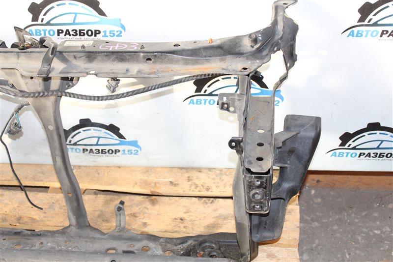 Рамка радиатора Honda Fit GD1 L13A