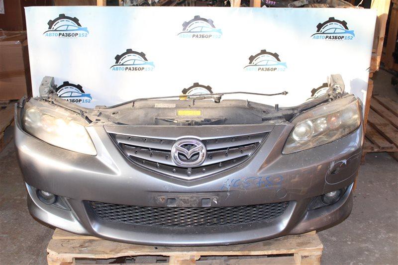 Ноускат Mazda 6 2002-2007 GG L3-VE контрактная