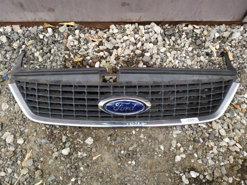 Решетка радиатора Ford Mondeo 4 2007-2010 AOBA 2008 передняя (б/у)