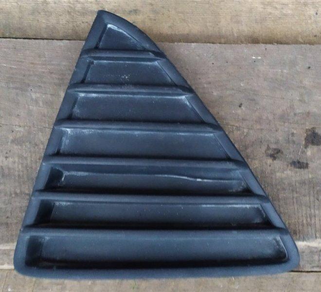 Решетка бампера Ford Focus 3 2011-2014 1.6L 2012 передняя левая нижняя (б/у)