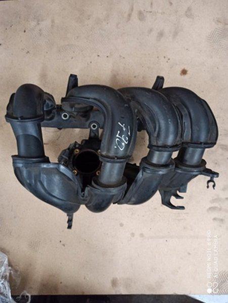 Коллектор впускной Ford Focus 2 2008-2010 1.6L 2009 (б/у)