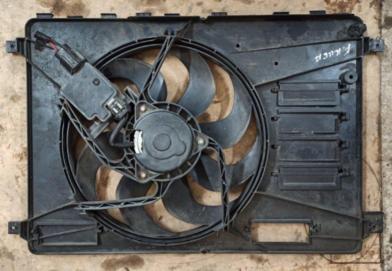 Вентилятор радиатора Ford Kuga 2008-2012 2.0 TDCI 2008 (б/у)