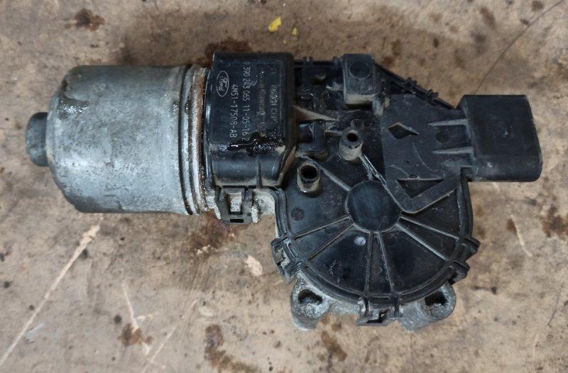 Мотор дворников Ford Focus 2 2005-2007 QQDB 2006 передний (б/у)