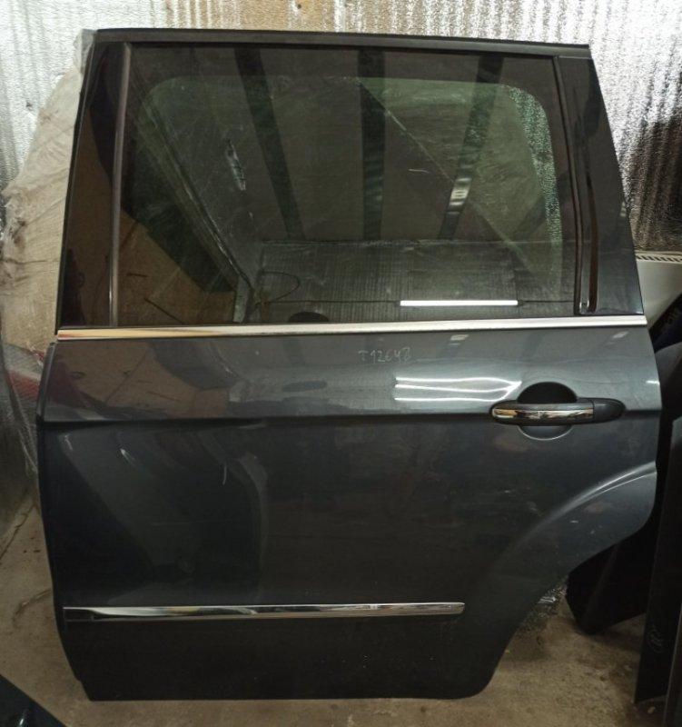 Дверь Ford Galaxy 2010-2015 2.0L ECOBOOST (200PS) 2011 задняя левая (б/у)