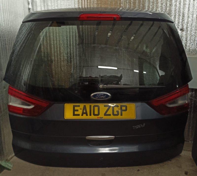 Крышка багажника Ford Galaxy 2010-2015 2.0L ECOBOOST (200PS) 2011 задняя (б/у)