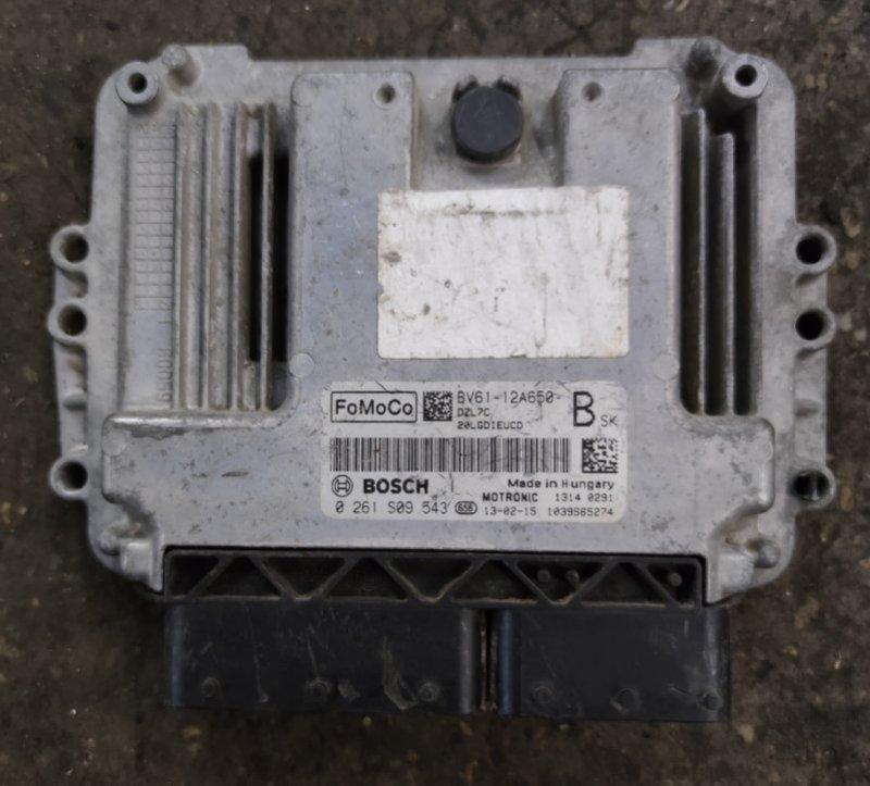 Блок управления двигателем pcm Ford Focus 3 2011-2015 2.0 2013 (б/у)