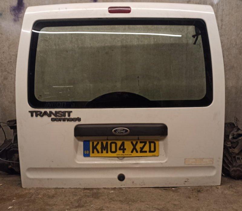 Дверь багажника Ford Transit Connect 2005-2013 2007 задняя (б/у)