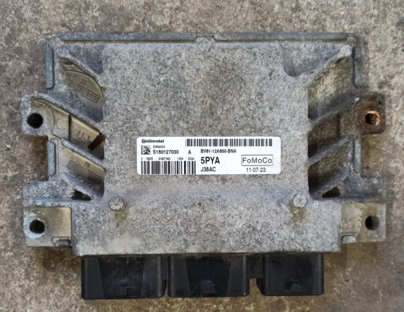 Блок управления двигателем pcm Ford Focus 3 2011-2017 1.6L 2013 (б/у)