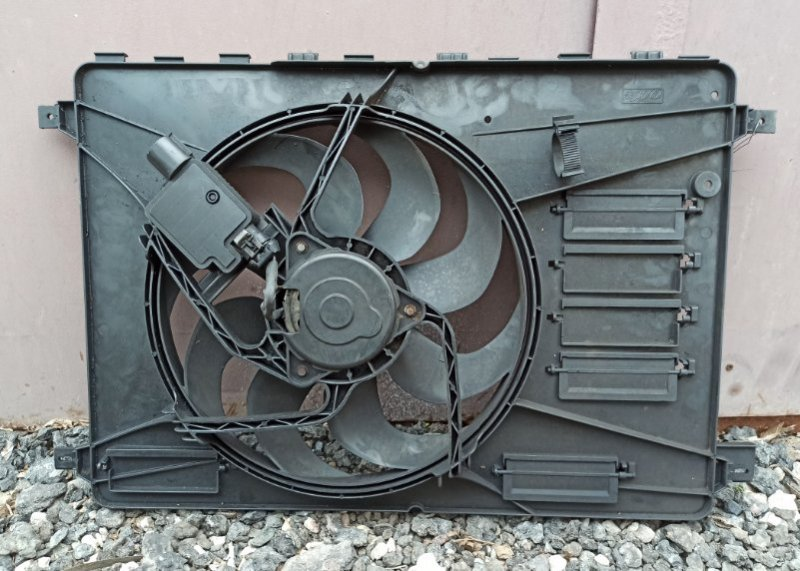Вентилятор охлаждения Ford Mondeo 4 2008-2014 2.0L 2010 (б/у)