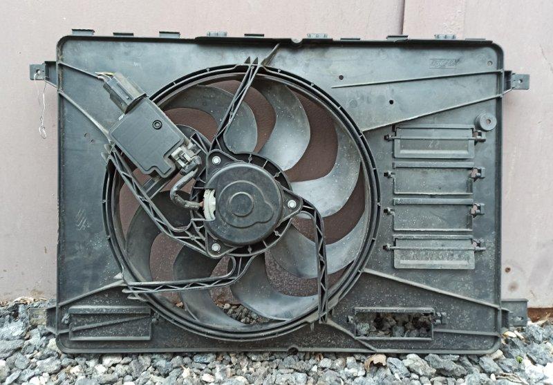 Вентилятор охлаждения Ford Mondeo 4 2008-2014 1.6 2011 (б/у)