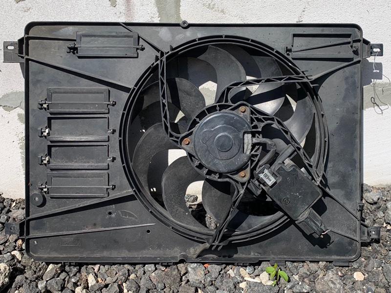 Вентилятор охлаждения Ford Mondeo 4 2007-2014 1.6 2011 (б/у)